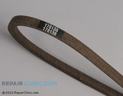 Belt: V-Belt (Genuine OEM)  178138 - $48.45