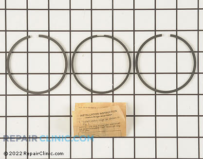 Piston Ring Set, Briggs & Stratton Genuine OEM  499427