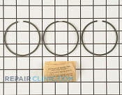 Piston Ring Set - Part # 1641917 Mfg Part # 499427
