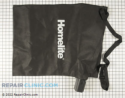 Homelite Leaf Blower Grass Catching Bag