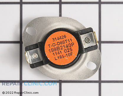 Ge Dryer Thermostat