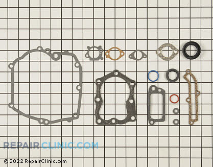 Gasket Set, Briggs & Stratton Genuine OEM  496117