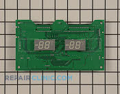 User Control and Display Board - Part # 2025961 Mfg Part # 241973712