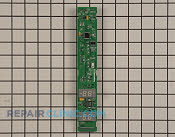 User Control and Display Board - Part # 1794296 Mfg Part # 242048302