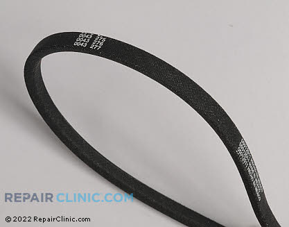 Belt: V-Belt 107-3922 Main Product View