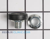 Roller - Part # 1168183 Mfg Part # WC02X10019