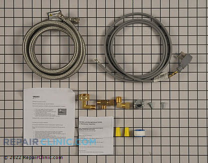 Dishwasher Water Line Installation Kit (OEM)  5305517519 - $25.80