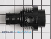 Hose Connector - Part # 1663761 Mfg Part # 15355-119N