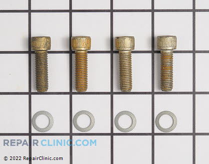 Screw, Briggs & Stratton Genuine OEM  192131GS - $3.45
