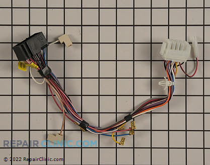 Crosley Washer Control Wire Harness