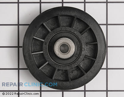 Flat Idler Pulley (Genuine OEM)  194327