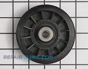 Flat Idler Pulley - Part # 1660087 Mfg Part # 194327