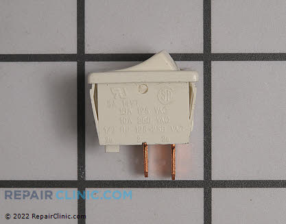 Frigidaire Range Rocker Switch