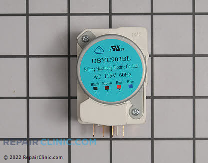 Defrost Timer 502414000010    Main Product View
