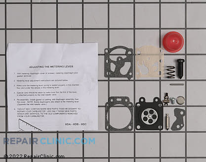 Rebuild Kit (Genuine OEM)  530069842