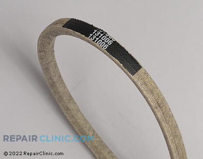 Belt: V-Belt (Genuine OEM)  131006 - $27.05