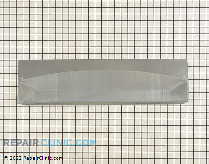 Backsplash panel (OEM)  131992900
