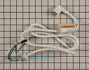 Power Cord - Part # 1168743 Mfg Part # WH19X10046