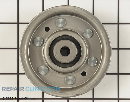 Flat Idler Pulley (Genuine OEM)  123674X