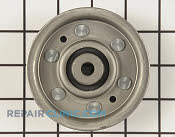 Flat Idler Pulley - Part # 1659474 Mfg Part # 123674X