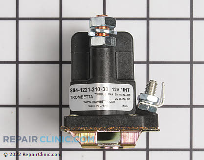 Starter Solenoid 435-099