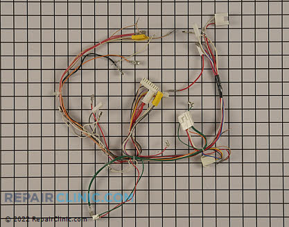 Frigidaire Microwave Wire Harness