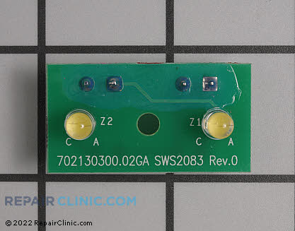 Dispenser Control Board (OEM)  WR55X10899