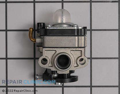 Carburetor, Honda Power Equipment Genuine OEM  16100-ZM3-848