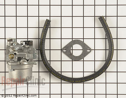 Carburetor, Briggs & Stratton Genuine OEM  590399