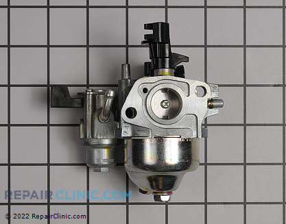 Carburetor, Honda Power Equipment Genuine OEM  16100-Z0T-921
