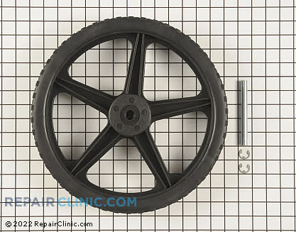 Wheel, Briggs & Stratton Genuine OEM  196439GS - $44.85