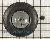 Wheel Assembly - Part # 1962866 Mfg Part # 192526GS