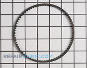 Belt: V-Belt - Part # 1716466 Mfg Part # 66 203 01-S