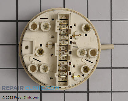 Frigidaire Washing Machine Pressure Switch
