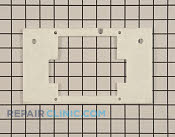 Gasket - Part # 496536 Mfg Part # 316116600