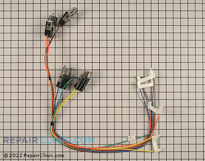 Wire Harness (OEM)  316580400, 1614735