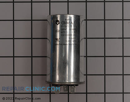 Crosley Capacitor