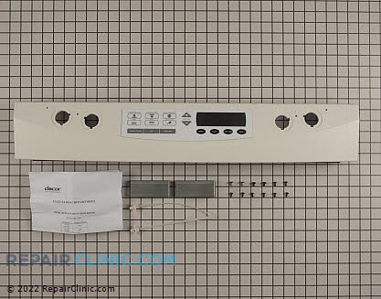 RCA Refrigerator Touchpad and Control Panel