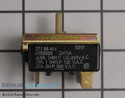 Selector Switch (OEM)  5304410837 - $27.10