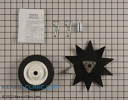 Magic Chef Dishwasher Impeller and Seal Kit
