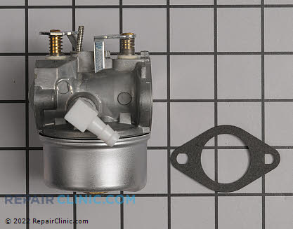 Carburetor, Tecumseh Genuine OEM  640078A