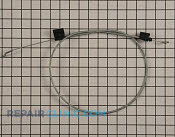 Control Cable - Part # 1851122 Mfg Part # 93-0253