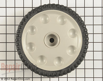 Troy-Bilt Lawn Mower Wheel Assembly