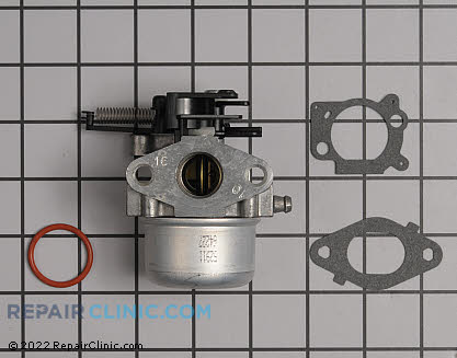 Carburetor, Briggs & Stratton Genuine OEM  796608