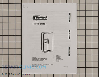 Kenmore Owner's Manual