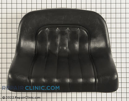 Riding Lawn Mower Seat, Briggs & Stratton Genuine OEM  7028650YP