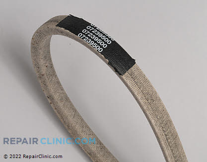 Belt: V-Belt 07239500 Main Product View
