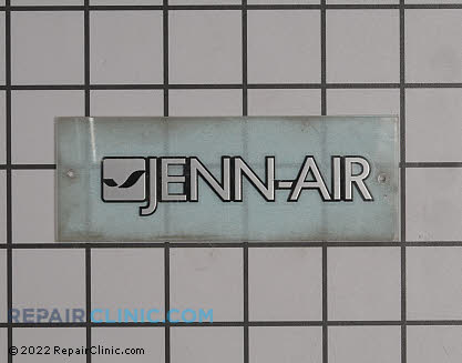 Nameplate (OEM)  W10190724, 1546991
