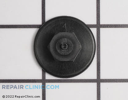 Nut, Toro Genuine OEM  114-9015