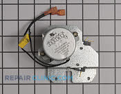 Door Lock Motor and Switch Assembly - Part # 1155428 Mfg Part # 318095950